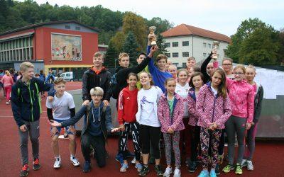 Področno ekipno tekmovanje v atletiki