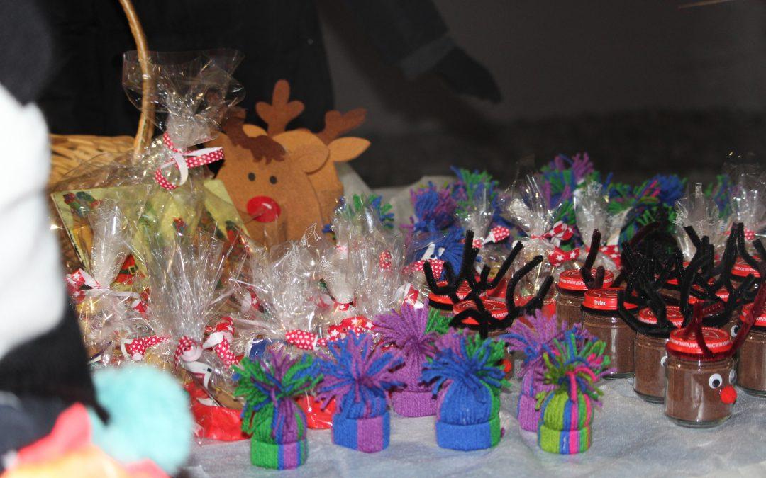 Novoletne delavnice in božični bazar