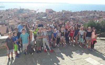 Devetošolci na Primorskem