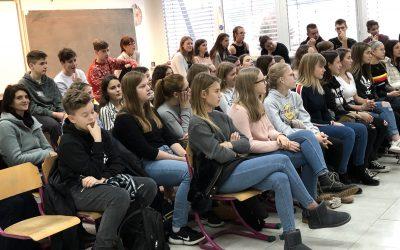 Sodelovanje z velikovško šolo