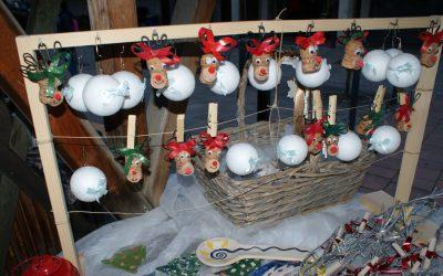 Šolski in krajevni božični bazar