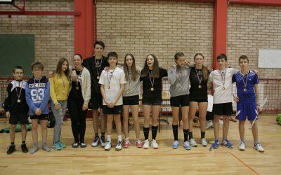 Badminton – področno ekipno tekmovanje