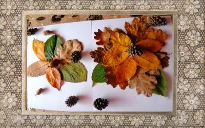 Res prelepa je jesen, razstava učencev 3. a razreda