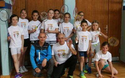 Badminton, badmintončica