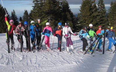 Zimska šola v naravi, Kope 11.2. – 15.2. 2019
