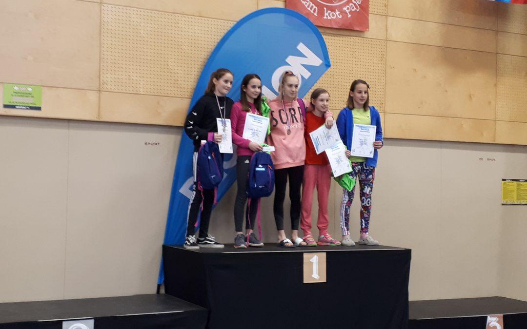 Šolsko državno prvenstvo v plezanju