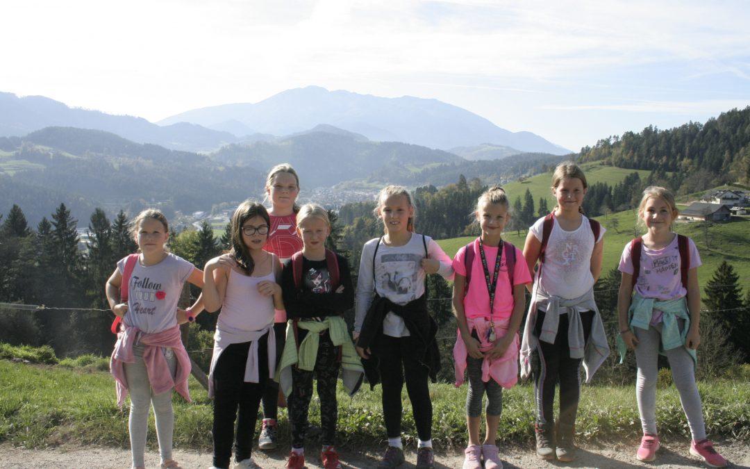 Pohod na Brinjevo goro